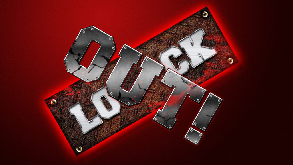 LOCKOUTロゴ